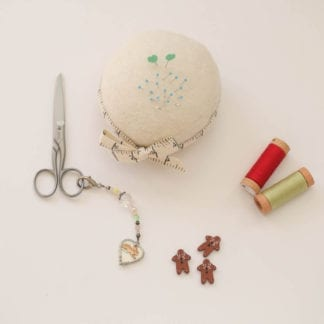Wooly Felted Pin Cushion